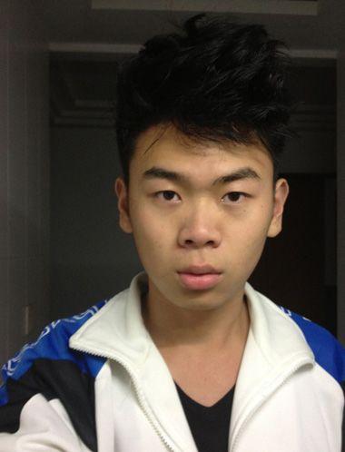 适合学生的好看的无刘海发型 90后学生无刘海发型 发型师姐