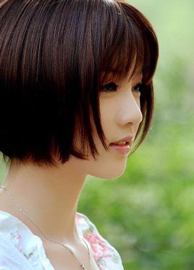 女生不等式短头发怎么打理_不用打理女生短发 不用打理短发的造型_发型师姐