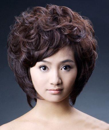 短发能烫什么发型 短发芭比烫发型(3)图片