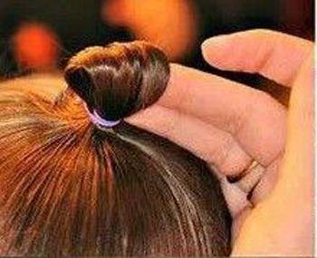 手巧的妈妈为宝宝做出的各种精美发型,小女孩短发怎样扎发才好看呢?