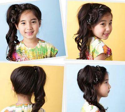 小孩扎头发简单发型(6)  2015-11-30来源:发型师姐编辑:emily 分享到图片