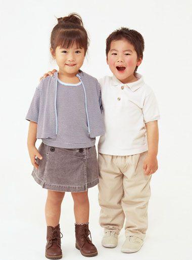 幼儿园儿童中短发发型扎法