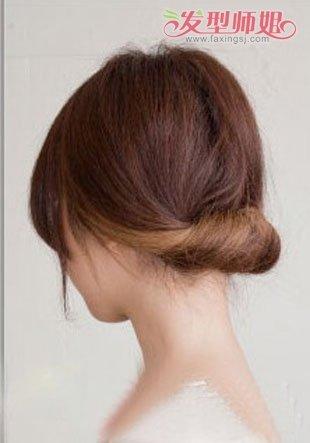 脸圆适合扎什么发型好看 圆脸适合发型扎法步骤图片
