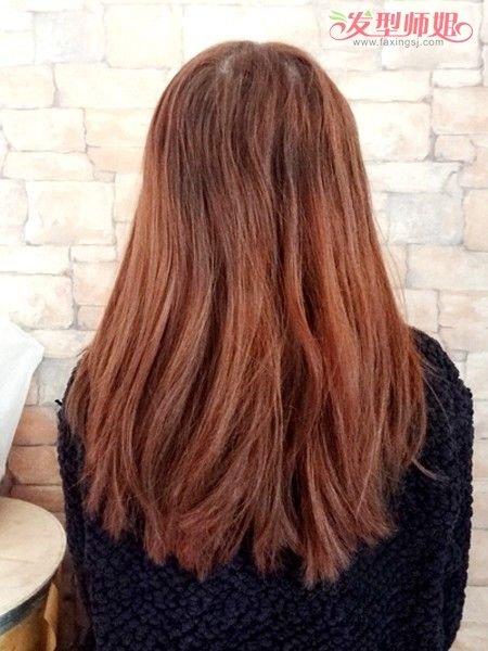 学做长发盘头发型 长发盘发发型教程