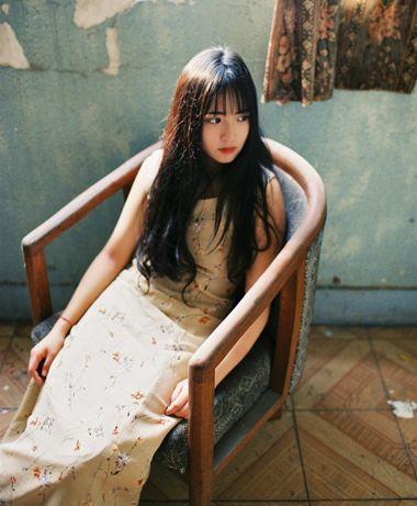 2016新款韩式齐刘海烫发图片 最新韩式齐刘海烫发发型 发型师姐