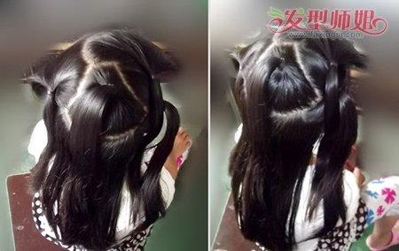 古代的头发怎么盘 古代盘头发的方法图解(2)