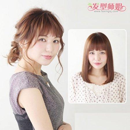 中年烫发如何盘头发最简单漂亮 中年妇女烫发发型扎法