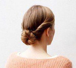 跳舞时怎样盘头发 舞会发型盘法步骤(6)