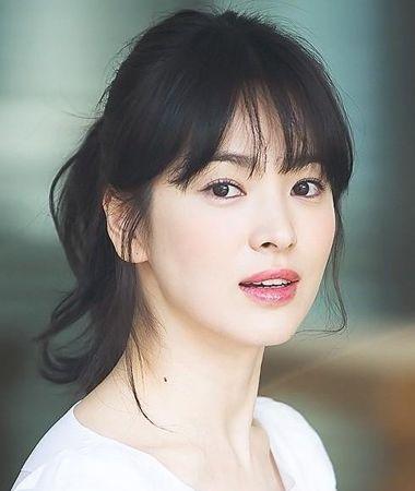 齐刘海马尾辫发型 2016流行的齐刘海辫子发型