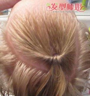 小孩好看的发型扎法图解