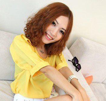 发量少适合烫什么发型 女人头发细又少适合烫什么发型