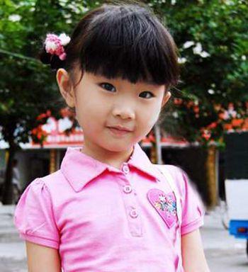 发型设计 儿童发型 >> 10岁小孩辫子发型的扎法 小孩简单短发发型扎法图片