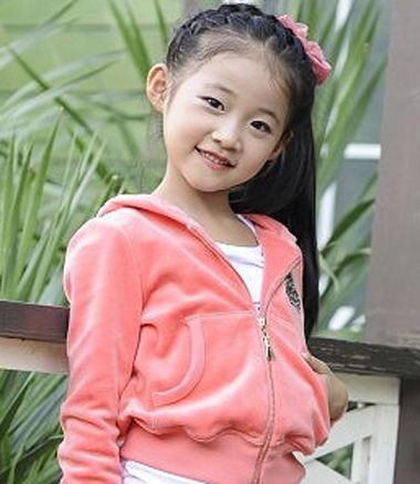 小女孩刘海怎么剪 小女孩有几种刘海(2)_发型师姐