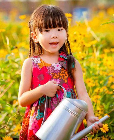 简单的小女孩编发发型大全 小女孩的编发型步骤 发型师姐图片
