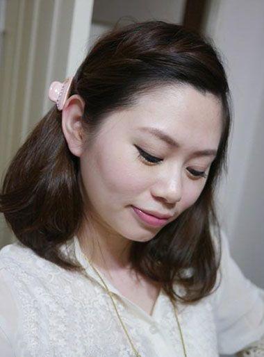 中短发编发发型大全 短头发可编织的发型(2)图片
