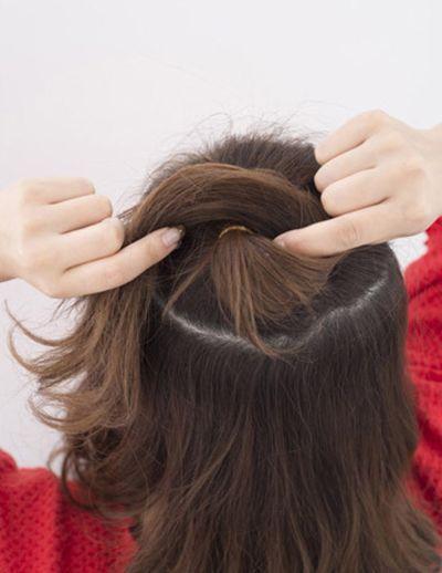 小学生适合的发型+容易扎