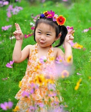 儿童短发扎辫子大全_韩国版儿童刘海短发如何梳辫子 女童扎发发型大全(3)_发型师姐