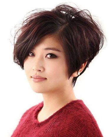 适合四十岁女人烫发的名称  2016-01-14来源:发型师姐编辑:jane 分享