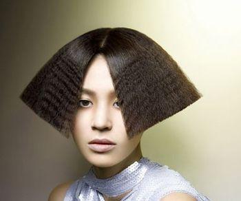 沙宣短发需要烫吗 2016年沙宣短发烫图片 发型师姐