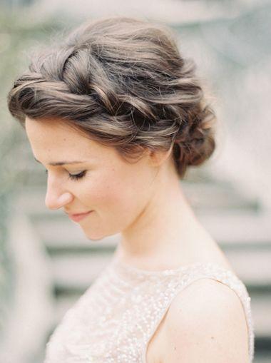 怎样编中国中年妇女头发 中年女人编发发型(4)图片