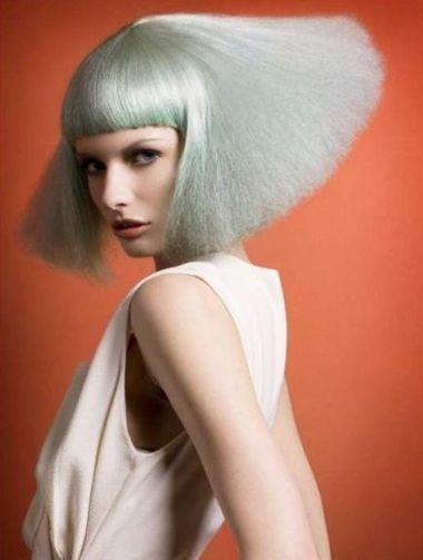 麦穗烫适合长脸吗 长脸型适合的烫发(4)_发型师姐图片