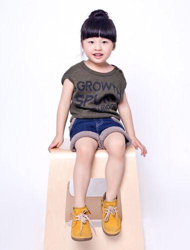 儿童盘发发型图片全集 儿童的最新盘头发型(2)图片