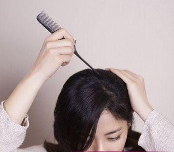 额头过窄发型应该怎样盘 额头窄的盘发发型图片图片