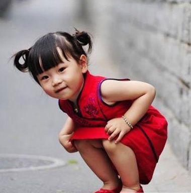 头发短的小孩怎样盘头 儿童怎么盘短头发好看又简单有