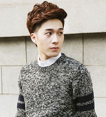 初中生刘海发型男生图片 初中生发型图片最新男刘海图片