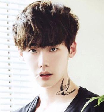 男生齐刘海有哪些类型 男生齐刘海发型图片及名称图片