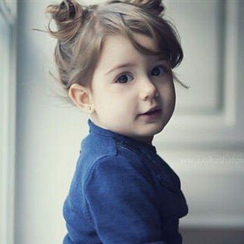 宝宝可爱的发型扎法有哪些