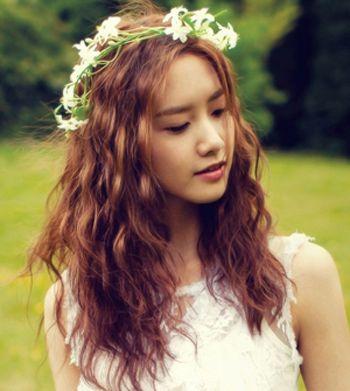 头发少的中年女性烫什么发型 长发发量少烫什么发型(2图片