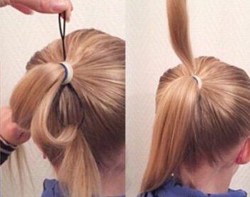 四岁女孩头发怎么编 4岁小孩编漂亮头发图片