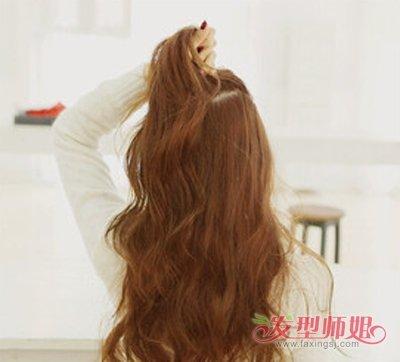 2017学生时尚扎发发型