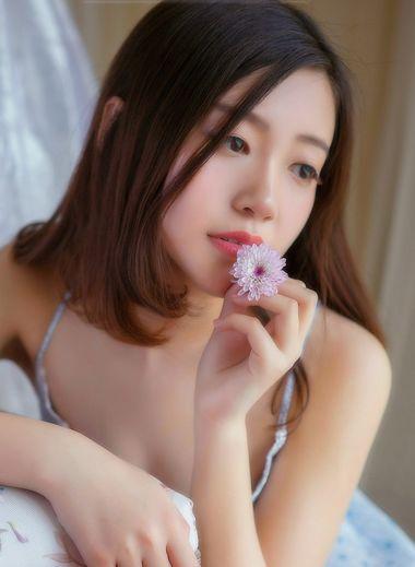 发好打理 没有刘海的女生不烫头发要怎么打理