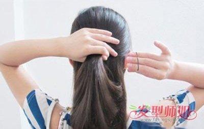 盘发 >> 怎样盘头发既简单又好看