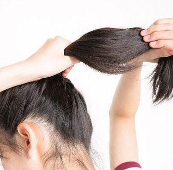 适合14岁的盘发发型 最新小孩盘发发型