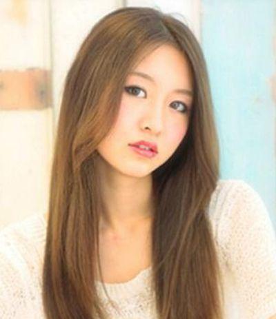 直发要染什么样的颜色好看 直发染颜色搭配_发型师姐图片