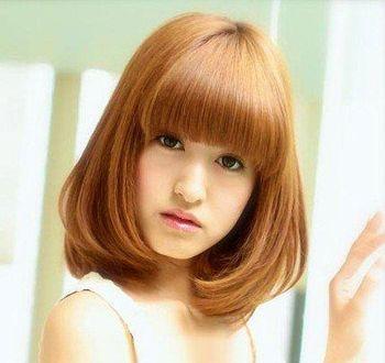 长脸适合什么发型30岁女人 适合长脸三十到四十女士的图片