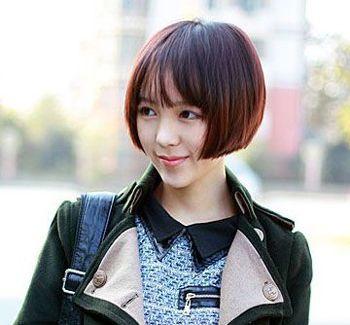 胖脸发型设计视频_脸型胖胖的女生适合剪什么样的短发 脸胖适合短发不(2)_发型师姐