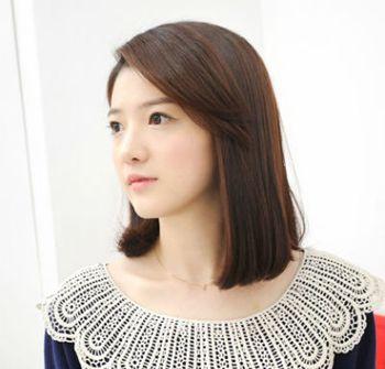 脸胖的女生适合电怎样的头发 脸胖身上胖的人适合做什么头发(3)