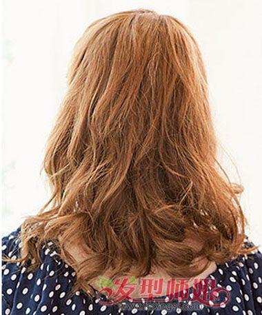 长发简单发型盘法图解