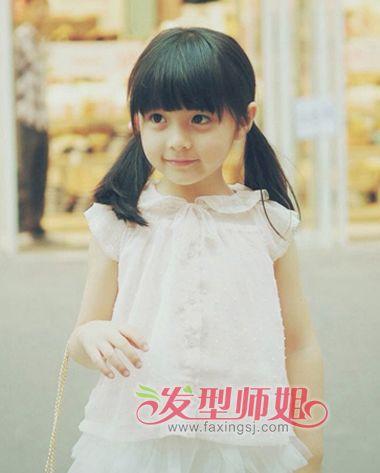 小学生扎头发可爱又不显幼稚小学生扎头发图解(4怎么样大光路小学南京市图片