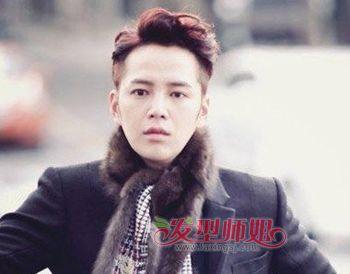 短发头冬菇短发发型男阳光弄短发好看(3)发型男生男发型齐刘海图片