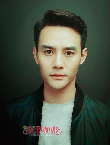 男士染发的颜色名称与图片 中国男士染发颜色大全