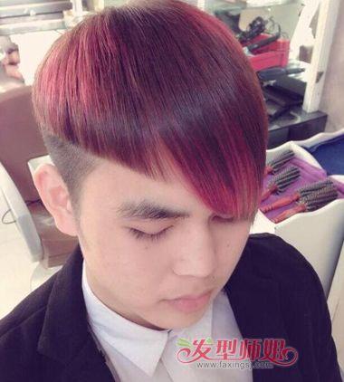 2016年最流行的男生发型颜色 男性2016流行发型颜色 发型师姐