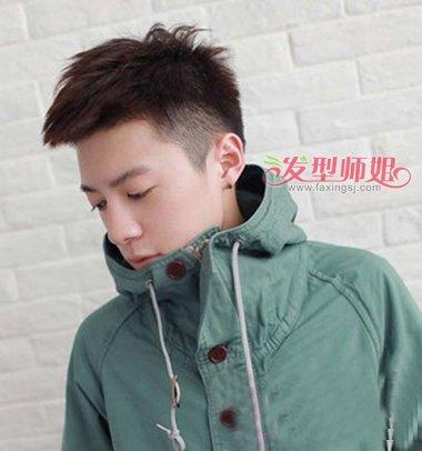 男士短头发发型大全 理发店男生超短发发型大全(3)