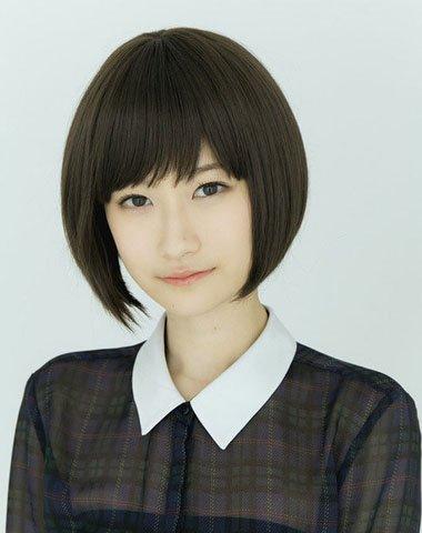 爱美的女生梳 短发,方脸又带点瓜子脸的适合剪什么样的 短发发型呢?