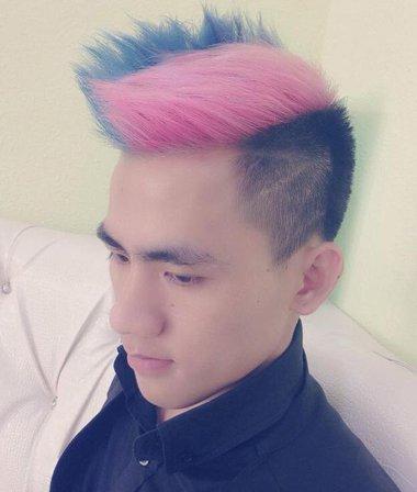 男的染头发啥颜色好看 多种颜色头发造型(2)图片图片