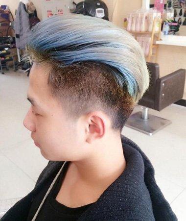 2016最流行的头发颜色 2016年男生发型颜色